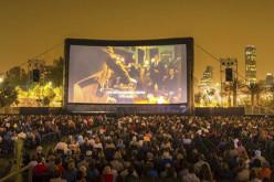 Enero trae Festivales de cine al aire libre