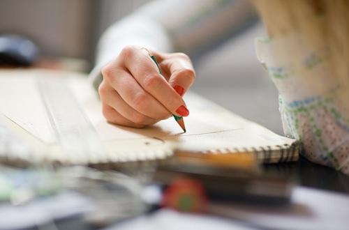 Escribir listado
