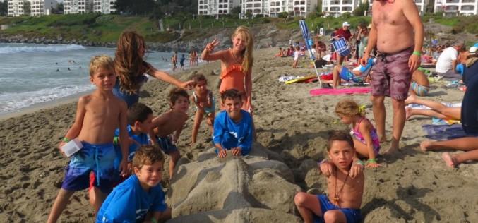 Corridas familiares y golf se toman el verano en Puerto Velero!