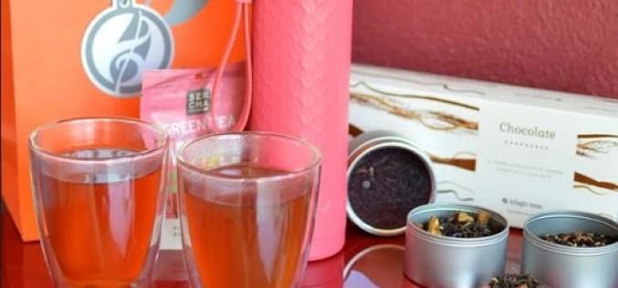 Novedades en el mundo del té