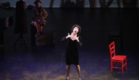 Piaf y Mercury en concierto